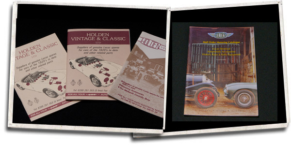 Holden Catalog