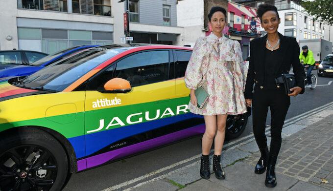 Jaguar Attitude Adele Roberts 4