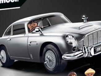PLAYMOBIL 70578 James Bond Aston Martin DB5 Goldfinger Editio 1