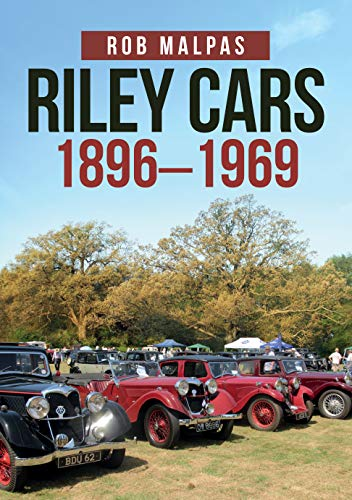 Riley Cars 1896 to 1969