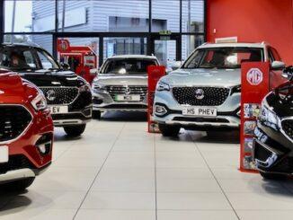 Sensational September sees MG Motor UK buck industry trends and set several new records Header